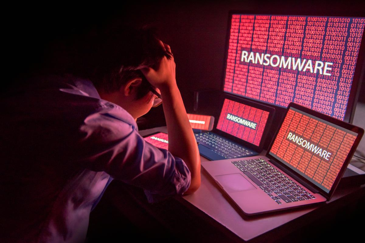 Fix and rescue  your computer from ransomware malware