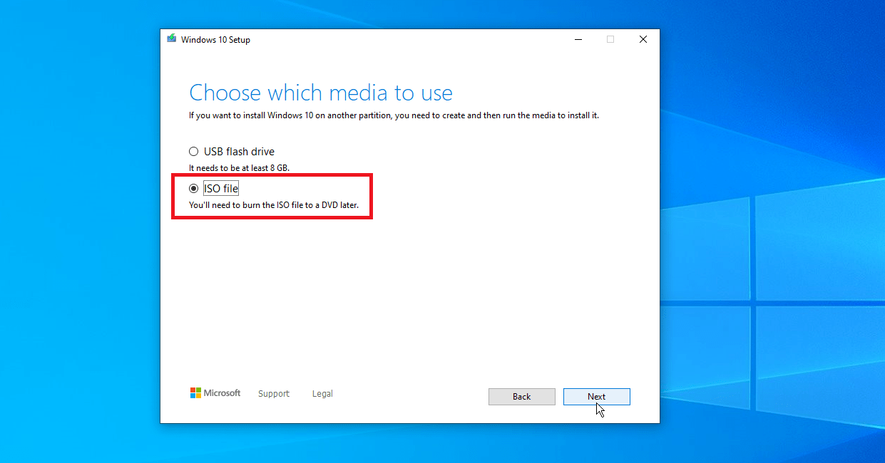 All step guide How to setup Windows 10 from a USB Flash Drive (include link down tool)