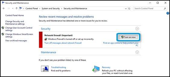 Microsoft wanning when setup Kaspersky antivirus on windows