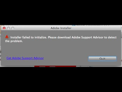 """Fixe error Cannot install Photoshop  """"Installer failed to initialize"""""""