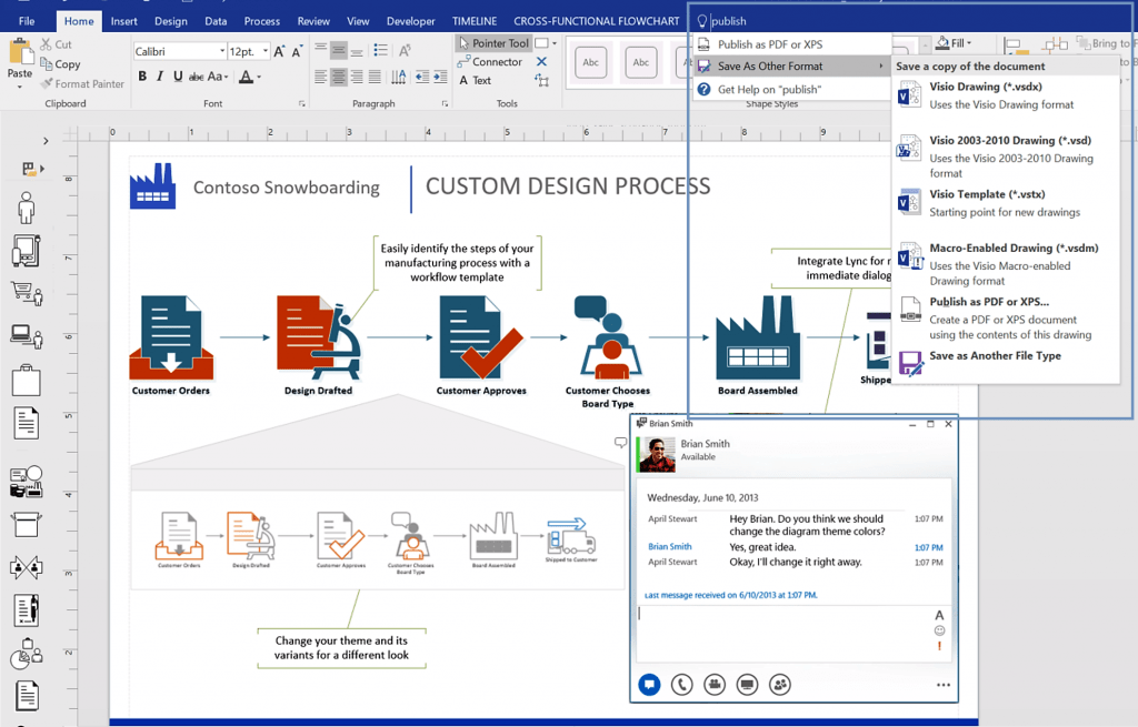 What's new in Visio 2016 - what is the biggest change in visio 2016