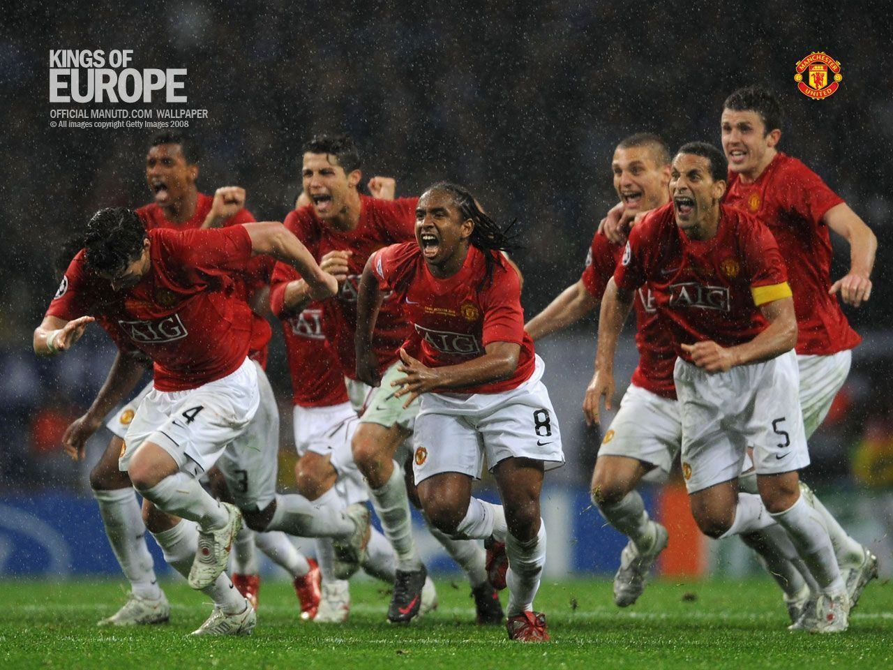Why Manchester united is the king of Europe?