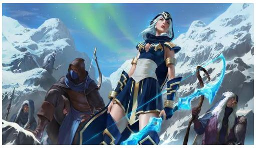 Hot! Runeterra Legend officially launched 1 day early, instructions for downloading, creating an account in a note