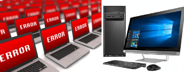 Common computer hardware errors - Symptoms and solutions