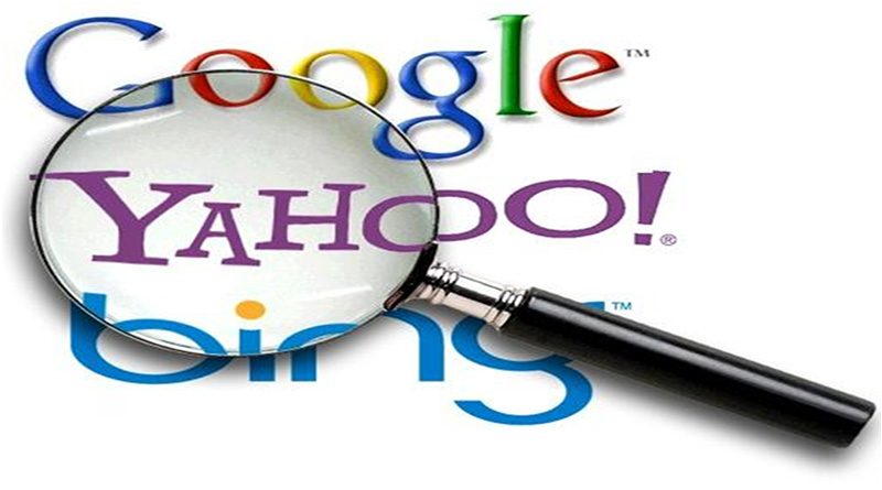 What is the search engine?
