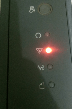 Summary of common Canon printer errors and how to handle them
