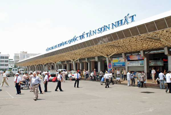 Vietnam Airport – Tan Son Nhat