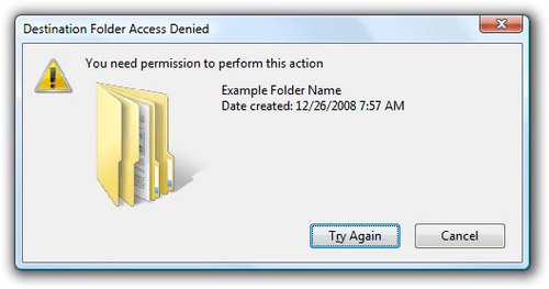 """Fix """"You need permission to perform this action"""" error in Windows 10, 8.1 and 7"""