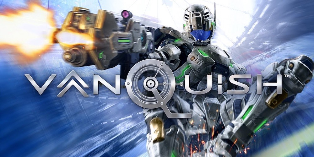 Review game Vanquish sale up to -75% on Steam