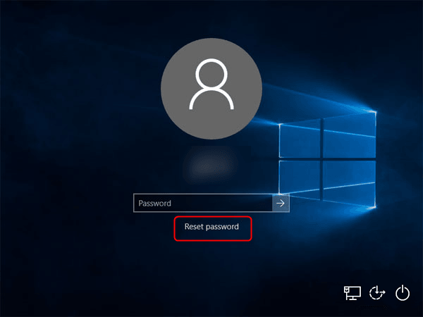 How to unlock your laptop when you forgot the password Windows 10
