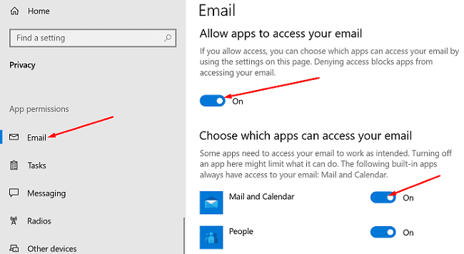 allow-apps-to-access-your-email